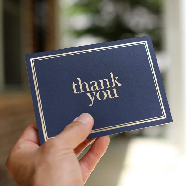 Best Thank You Cards For Men