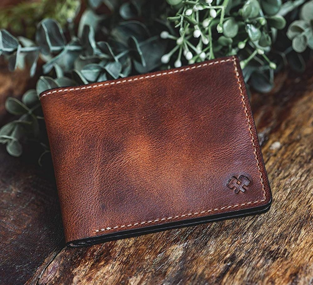 A Handcrafted Leather Wallet