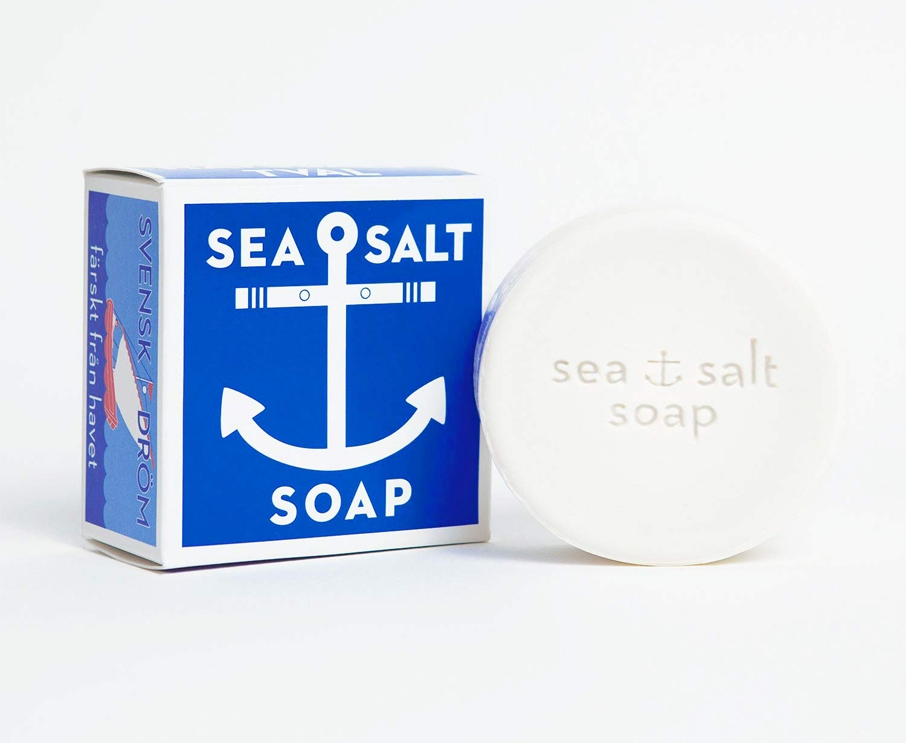 Made In USA Sea Salt Soap